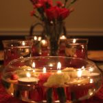 candle night dining