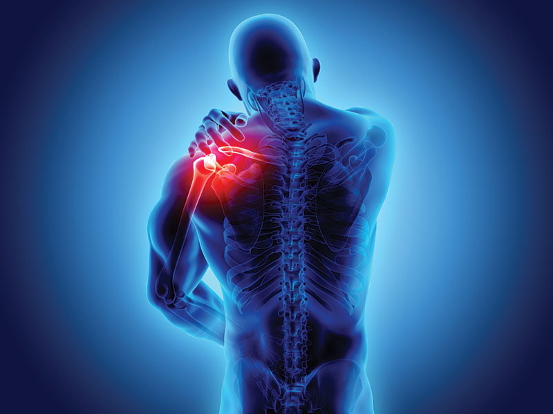 shoulder pain clinic Singapore
